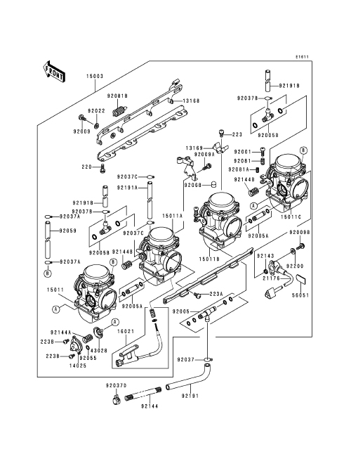 v star 1100 carburetor diagram  v  free engine image for